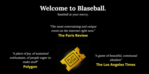 What the Hell is Blaseball Anyway?