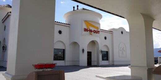 Weekend Plans: The Trip To In-N-Out Burger