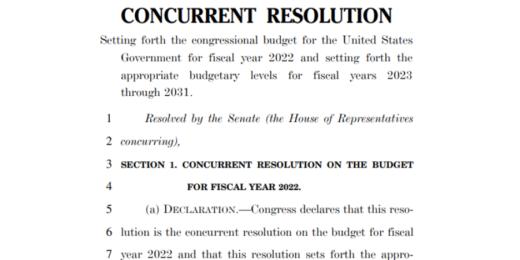 Democrat Budget