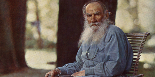 Sunday Morning! The Death of Ivan Ilyich by Leo Tolstoy