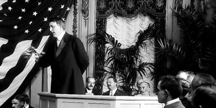 Rage Against the Machine: The 1906 New York Gubernatorial Race