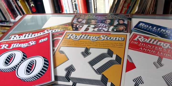 Why Rolling Stone's List of Greatest Songs Ever Doesn't Suck