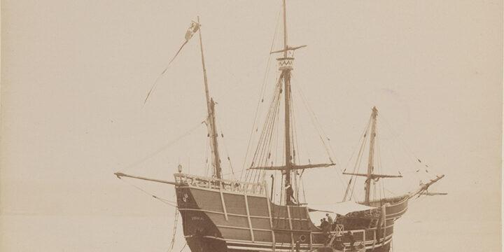 Thursday Throughputs: Captains in Ships Columbus Edition